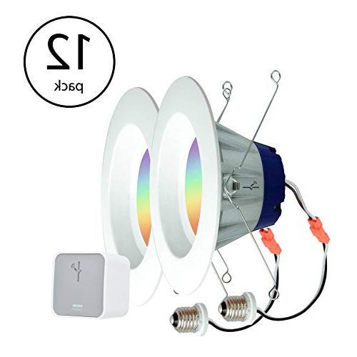 sylvania lightify smart home starter
