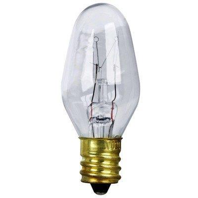 Triangle Bulbs T20421 7-watt C7 Incandescent Night Light Bul
