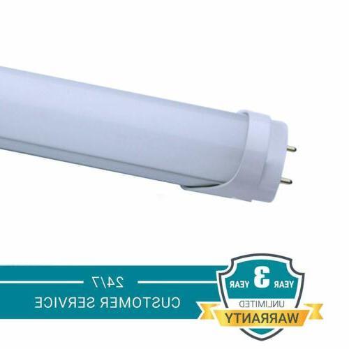 CNSUNWAY T8 4FT LED Tube Light 22W/28W 6000K