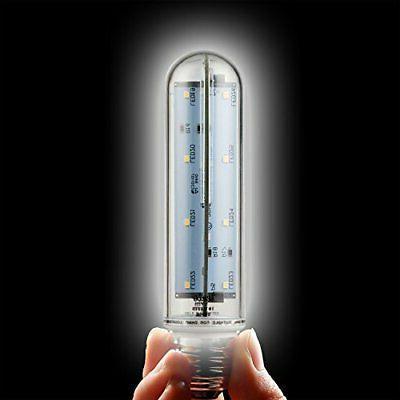 Tento Tubular Bulb Medium Base Watt 5000k