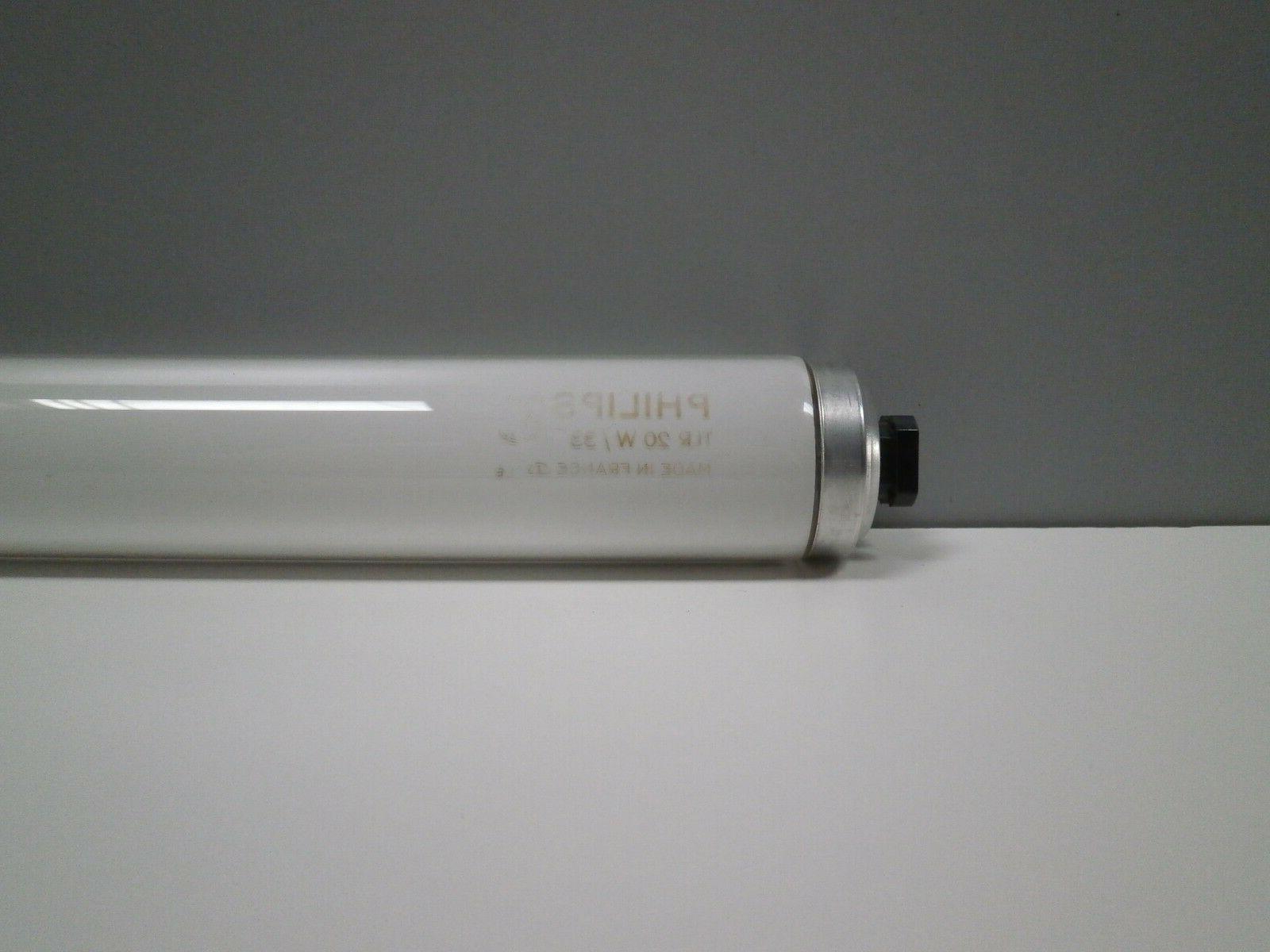 "Philips Tube Lamp 20W R18s Double 24"""