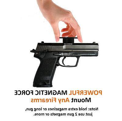 US Magnet Concealed Pistol Rifle Magnetic Holster