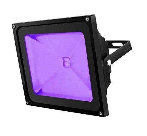 uv light black