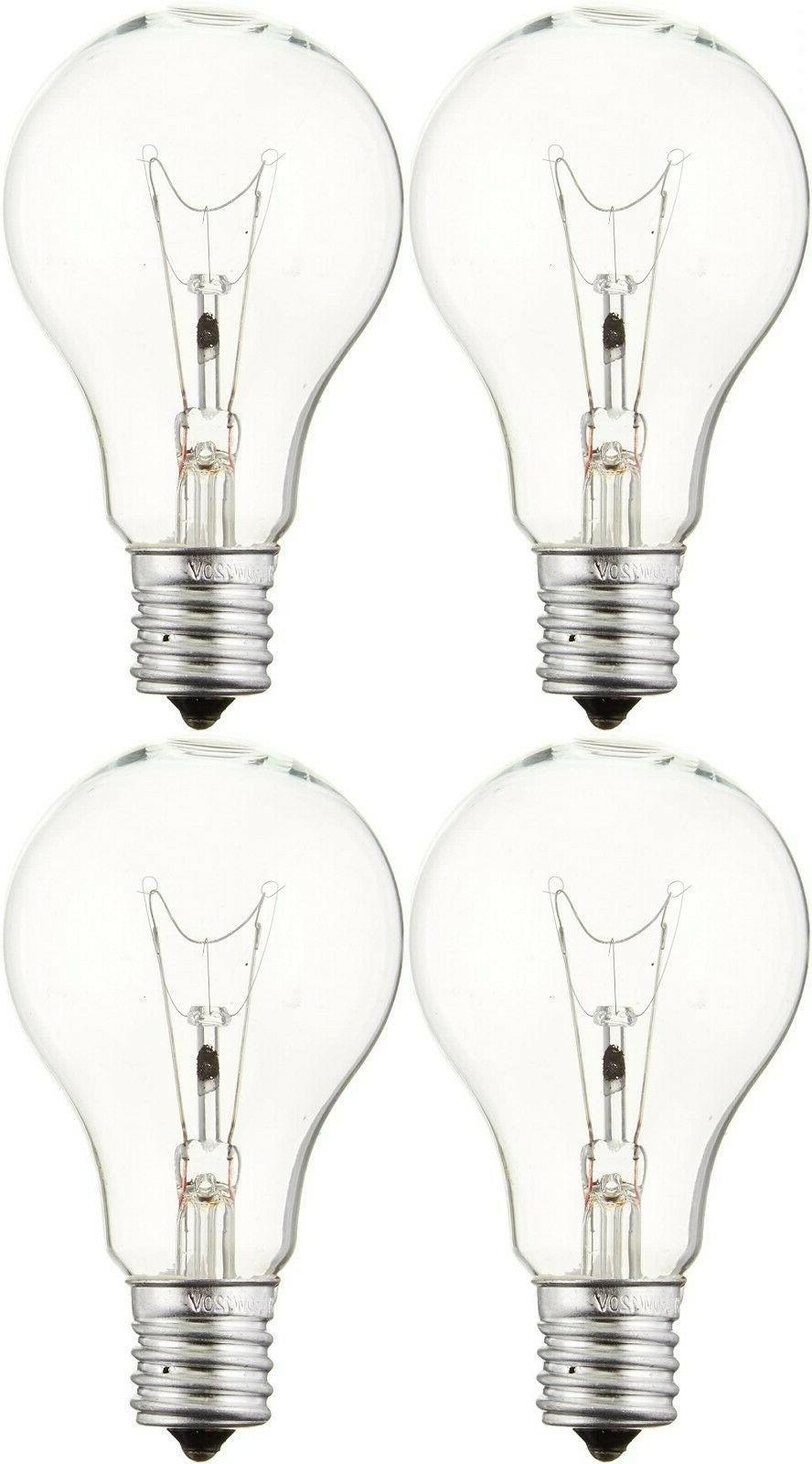 SYLVANIA 60 W A15 Fan Light Bulbs