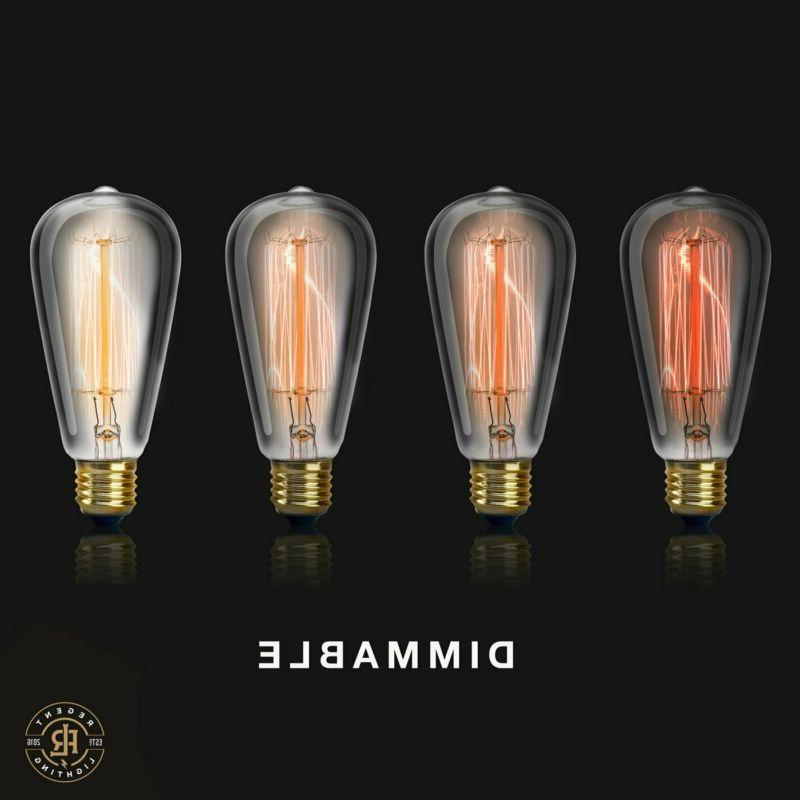 Vintage Light 60W Dimmable Filament
