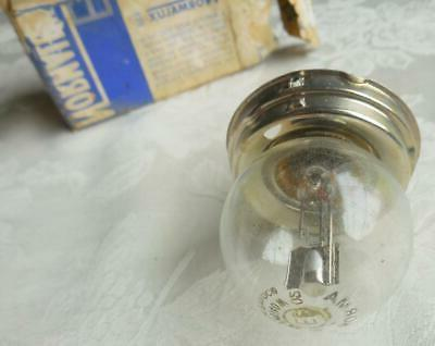 Vintage Light bulb Marks France E2