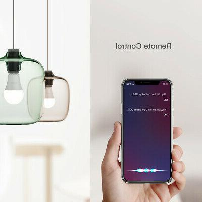 Koogeek Smart Light Bulb Google Remote Hub Required