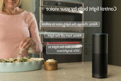 WiFi Dimmable No Required Alexa&Google