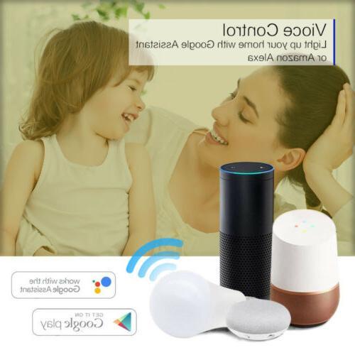 WiFi Smart Lights-No Hub Required Alexa HOT