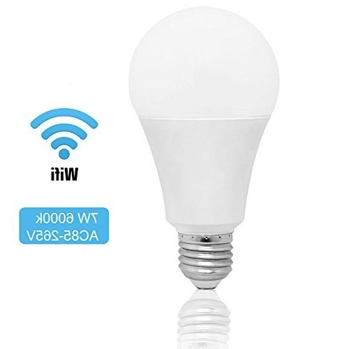 wifi smart light bulb