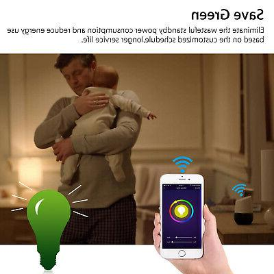 WiFi Bulbs Dimmable for APP