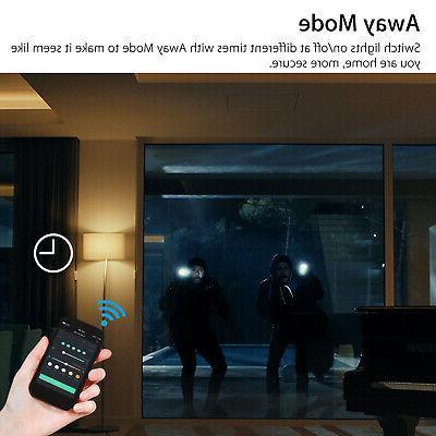 WiFi Smart Bulbs for Home APP