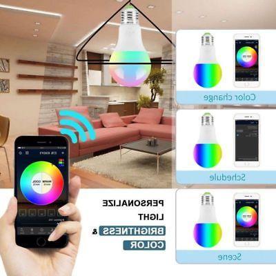 Wifi Multi-Color LED Light Alexa/Google Home App