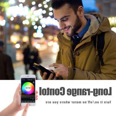 Wifi Multi-Color LED Light Amazon Alexa/Google App
