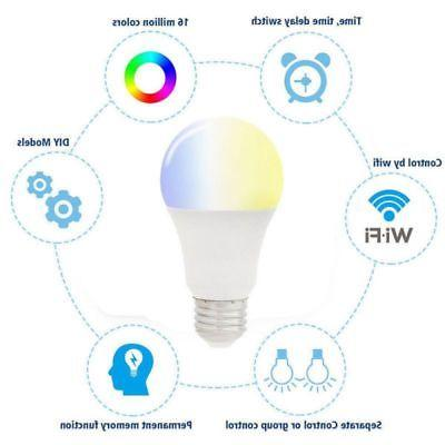 Wifi Light for Alexa/Google Home App Control