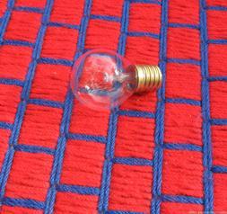 LAVA LAMP light BULB 25 watt S type 25w Intermediate E17 bas