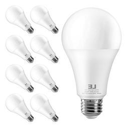 LE 100 Watt Equivalent A21 LED Light Bulbs, 13W LED Bulbs, S
