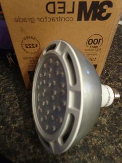 3M LED 100 WATT EQUIVALENT CONTRACTOR GRADE BULB PAR-38 22.8
