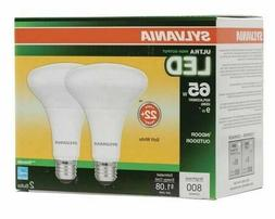 SYLVANIA LED 65 W REPLACEMENT BULBS Dimmable Soft Wht 9W 800