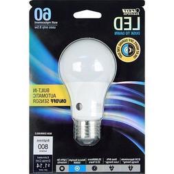 LED A19 - 9.5 Watts - 60W Equiv - Dusk to Dawn Intelli-Bulb