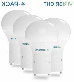 LED A19 Light Bulb with GU24 Twist-in Base. 13W , 1400 Lumen