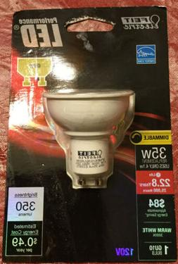 Feit Led Accent Bulb Mr16 3 W 200 Lumens Clear Gu10 3000 K