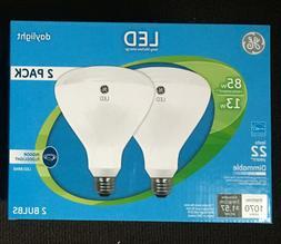 GE LED BR30 Indoor Floodlight Bulb  - Energy Star Certified