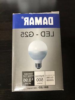 LED BULB FOR DAMAR EG15W/G30/5K, HALCO 45717, 807154457175 1