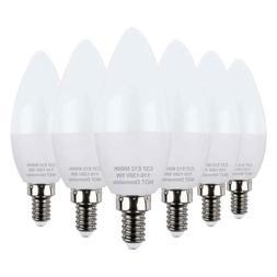 KINDEEP led Candelabra Bulb, 5w, e12 Bulb,Daylight 5000K...