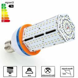 LED Corn Bulb 40W Watt Lamp 360° E26 E27 Replace HID HPS Me