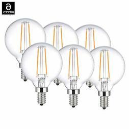 MRDENG LED Dimmable Light Bulbs 40 Watt Replacement Candelab