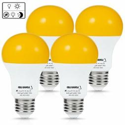 LOHAS LED Dusk to Dawn Sensor Light Bulb, 40W Equivalent A19
