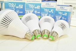 LED E27 Energy Saving Rechargeable Intelligent Light Bulb La
