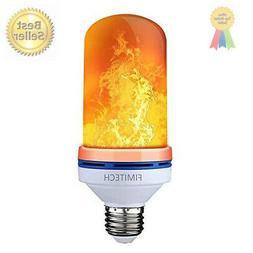 Omicoo LED Flame Effect Light Bulb , 4 Modes Flame Light Bul
