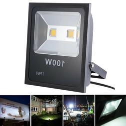 Led Flood Light Bulbs Outdoor Indoor 100 Watt Waterproof 110