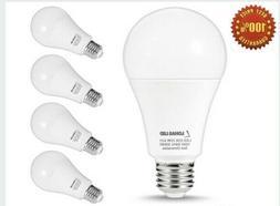 LED Light Bulb 150-200 Watt Equivalent 23Watt Non Dimmable