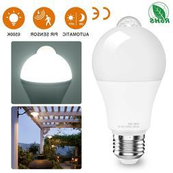LED Light Bulb 50W 90W 120W 150W Equivalent/Dusk to Dawn Mot