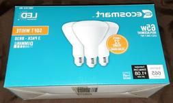 LED Light Bulb EcoSmart 65 Watt Equivalent BR30 Soft White D