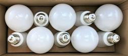 LED Light Bulbs   17 Watt A21 4000k   Dimmable   1600 Lumens