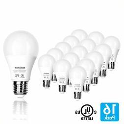Tenergy LED Light Bulbs 9W  Daylight White/Soft White 5000K/