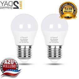 LED Refrigerator Light Bulb 40W Equivalent 120V A15 Fridge W