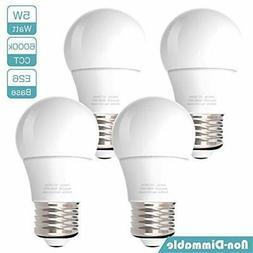 LED Refrigerator Light Bulb 45W Equivalent 120V A15 Fridge W