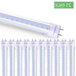LED Tube Light T8 Fluorescent Lamp 18w 4ft Foot 48 Inch 6500
