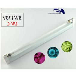LED UV Ozone Disinfection Lamp Tube UVC Ultraviolet Steriliz