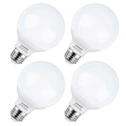 LED Vanity Light Bulb 5W Globe Bulb Round Bathroom Make Up D