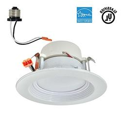 "LED2020 ZL-DL4-30K-9W-DIM 9W 684 lm Dimmable 3000K LED 4"" Do"