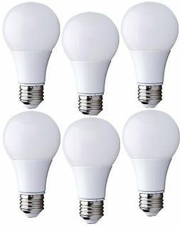 Bioluz LED 60 Watt Light Bulb, LED Light Bulbs 60 Watt Repla