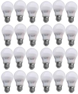 Bioluz LED 40 Watt LED Light Bulb  A19 LED Light Bulbs SEE S