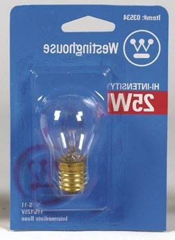 Westinghouse Lighting  03534 Corp 25-watt 115-125-volt Finis