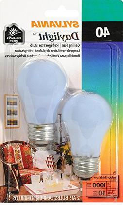 SYLVANIA Home Lighting 10181 Incandesent Bulb, A15-40W-2850K